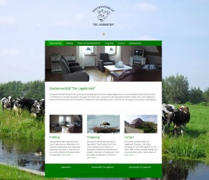 Website | De Lagebroek | Gastenverblijf